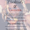 Cocktails & Laughter